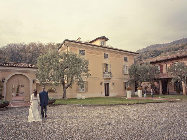 Il matrimonio di Luca e Stefania a Gandosso, Bergamo 82