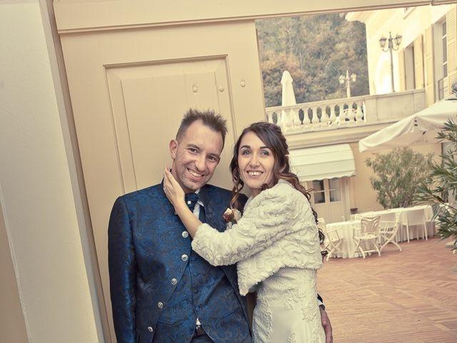 Il matrimonio di Luca e Stefania a Gandosso, Bergamo 83