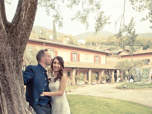 Il matrimonio di Luca e Stefania a Gandosso, Bergamo 84
