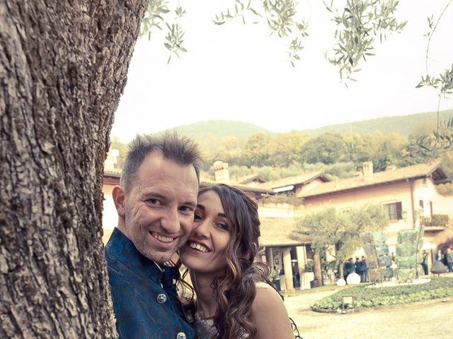 Il matrimonio di Luca e Stefania a Gandosso, Bergamo 85