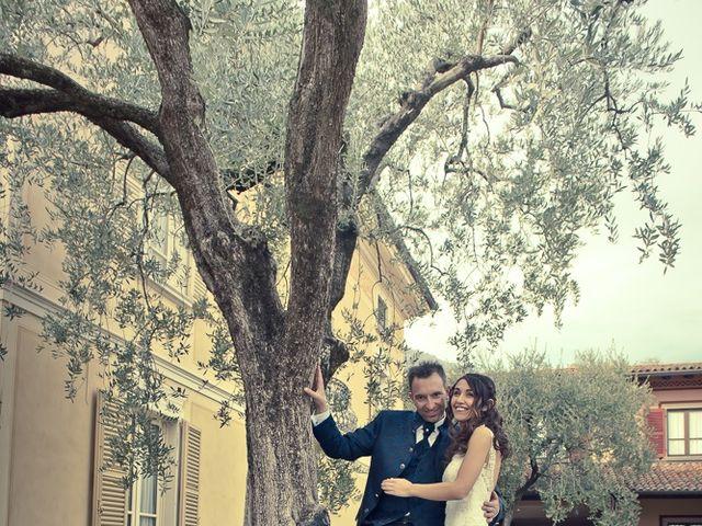 Il matrimonio di Luca e Stefania a Gandosso, Bergamo 86