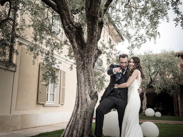 Il matrimonio di Luca e Stefania a Gandosso, Bergamo 88