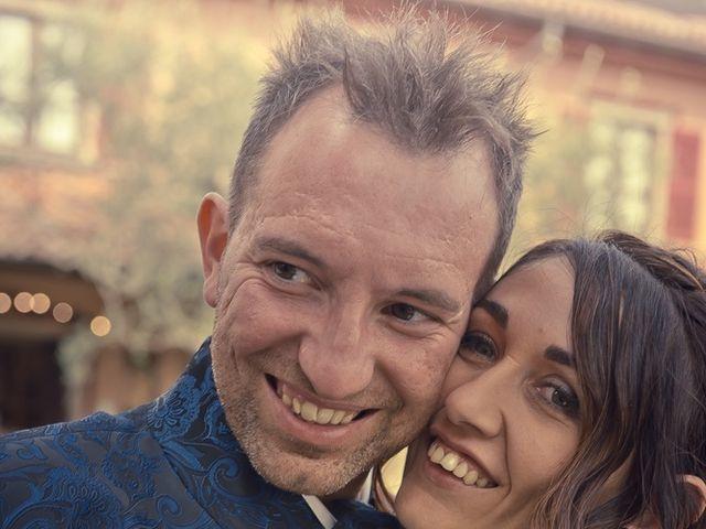 Il matrimonio di Luca e Stefania a Gandosso, Bergamo 87