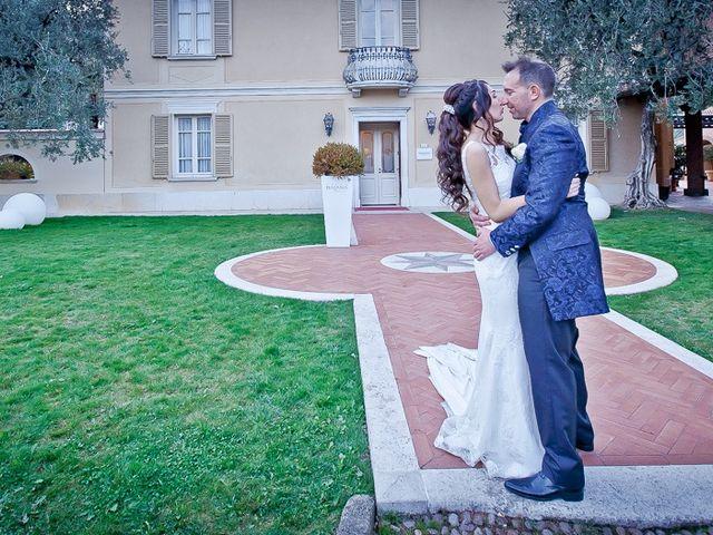 Il matrimonio di Luca e Stefania a Gandosso, Bergamo 91