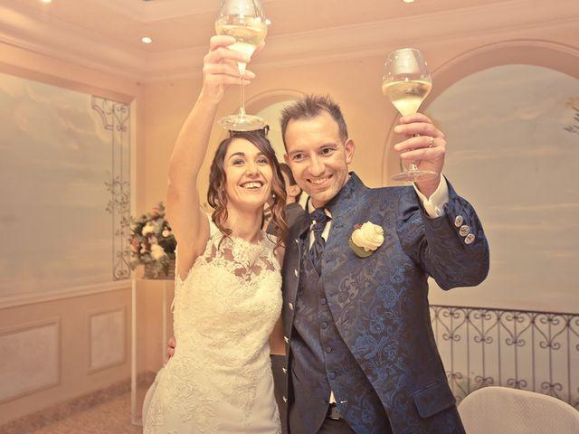 Il matrimonio di Luca e Stefania a Gandosso, Bergamo 96