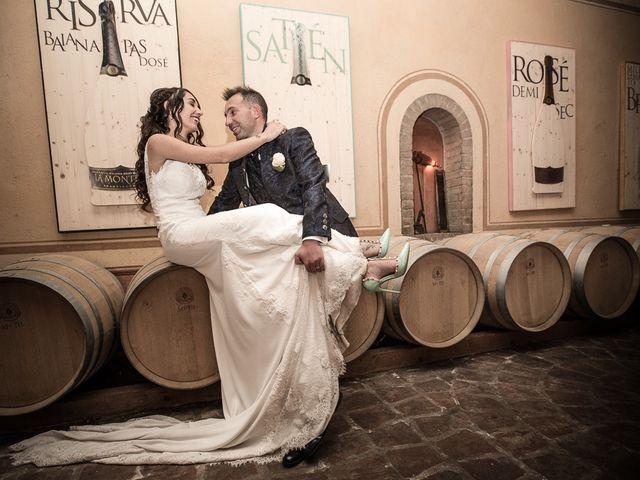 Il matrimonio di Luca e Stefania a Gandosso, Bergamo 103