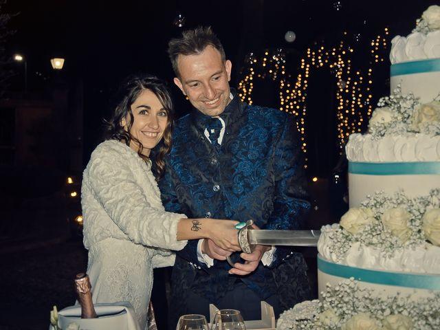 Il matrimonio di Luca e Stefania a Gandosso, Bergamo 109