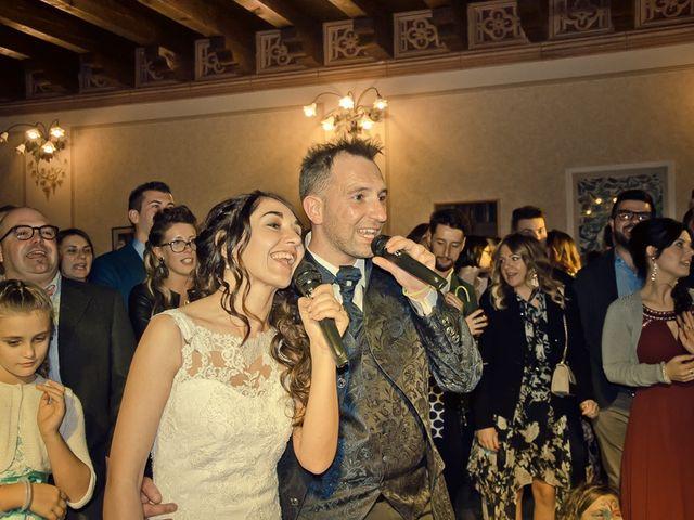 Il matrimonio di Luca e Stefania a Gandosso, Bergamo 118