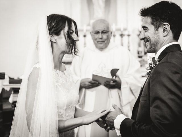Il matrimonio di Alessio e Alice a Medole, Mantova 38