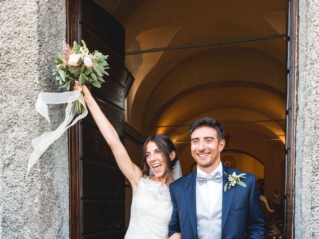 Il matrimonio di Alessio e Alice a Medole, Mantova 40