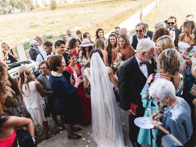 Il matrimonio di Alessio e Alice a Medole, Mantova 44