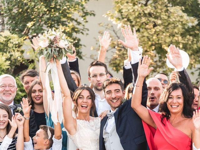 Il matrimonio di Alessio e Alice a Medole, Mantova 46