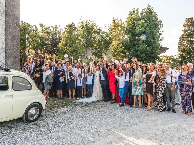 Il matrimonio di Alessio e Alice a Medole, Mantova 47