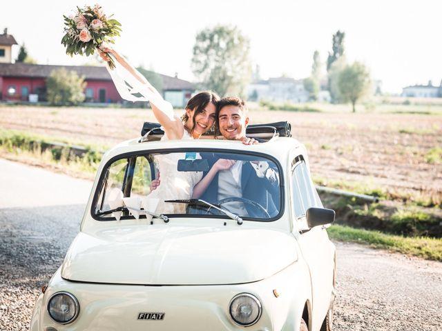 Il matrimonio di Alessio e Alice a Medole, Mantova 53