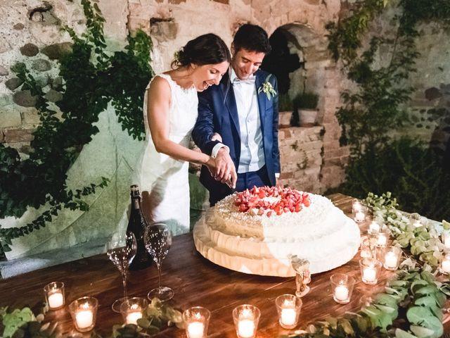 Il matrimonio di Alessio e Alice a Medole, Mantova 71