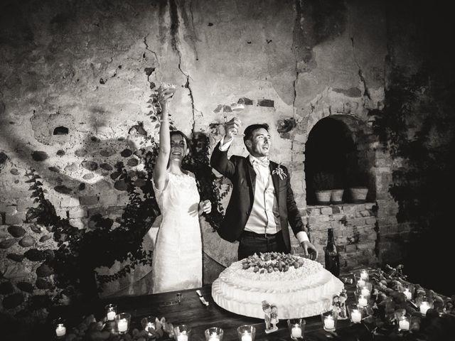 Il matrimonio di Alessio e Alice a Medole, Mantova 74