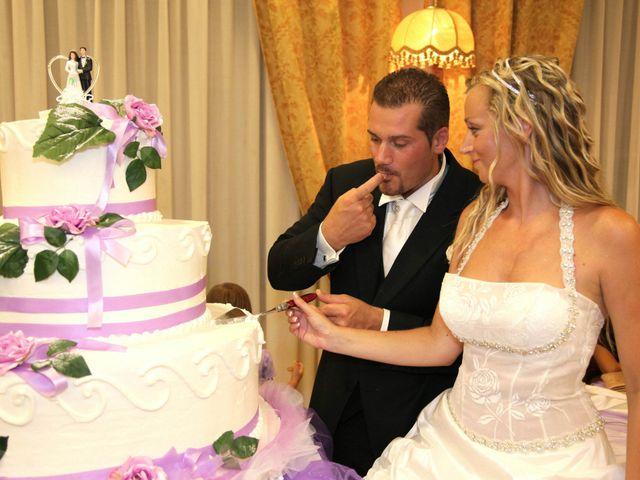 le nozze di Jessica e Lorenzo