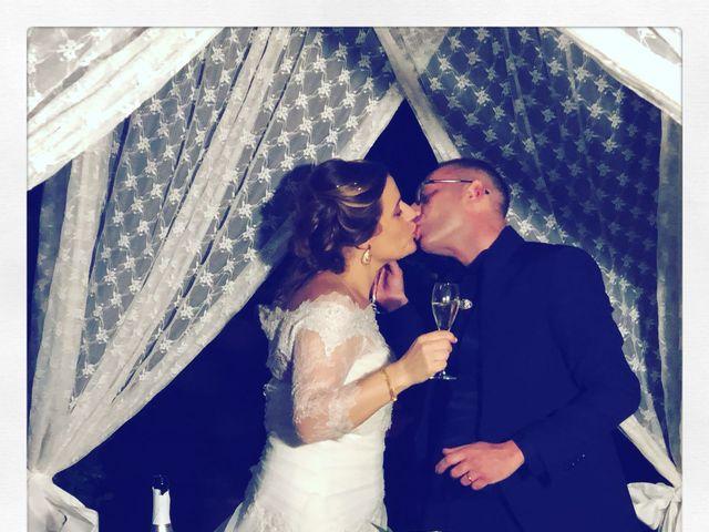 Il matrimonio di Luca e Sara a Signa, Firenze 1
