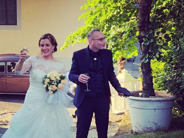 Il matrimonio di Luca e Sara a Signa, Firenze 6
