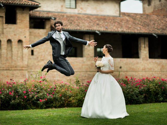 Le nozze di Elena e Mauro