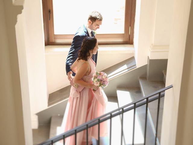 Il matrimonio di Marsela e Lino a Chieti, Chieti 2