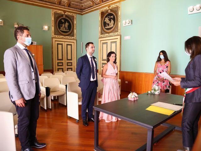 Il matrimonio di Marsela e Lino a Chieti, Chieti 5