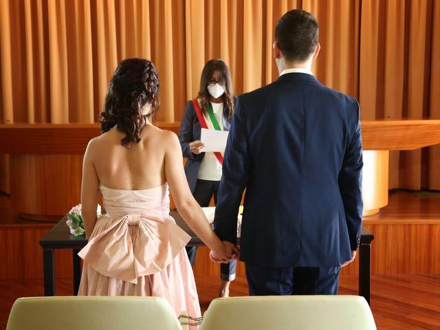Il matrimonio di Marsela e Lino a Chieti, Chieti 6