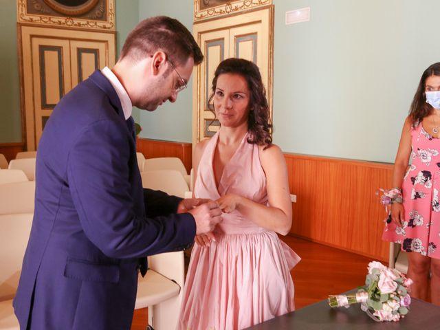 Il matrimonio di Marsela e Lino a Chieti, Chieti 10