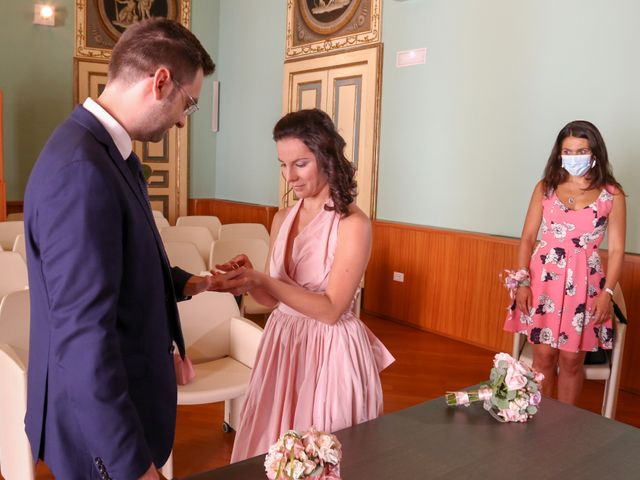 Il matrimonio di Marsela e Lino a Chieti, Chieti 12