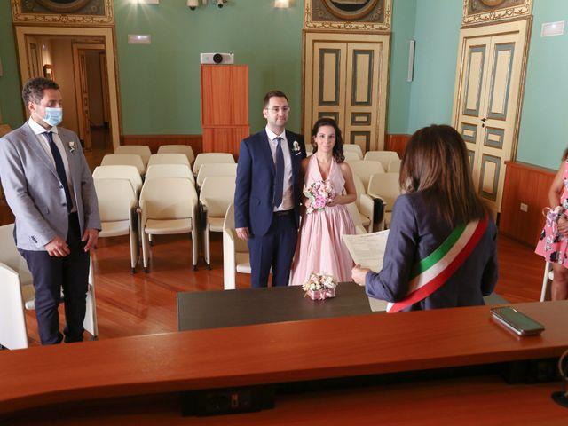 Il matrimonio di Marsela e Lino a Chieti, Chieti 14