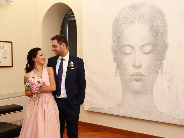 Il matrimonio di Marsela e Lino a Chieti, Chieti 15