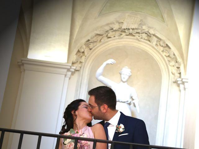 Il matrimonio di Marsela e Lino a Chieti, Chieti 21