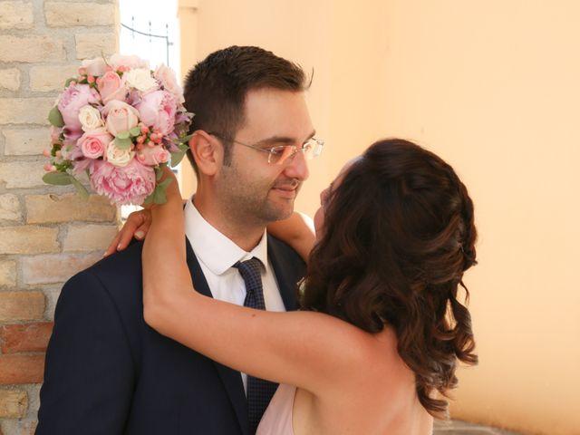 Il matrimonio di Marsela e Lino a Chieti, Chieti 22