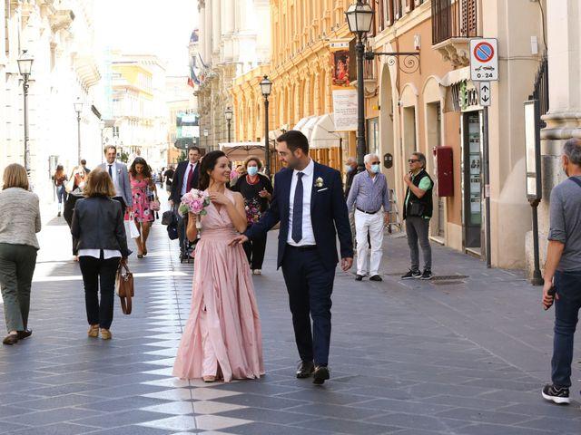 Il matrimonio di Marsela e Lino a Chieti, Chieti 32