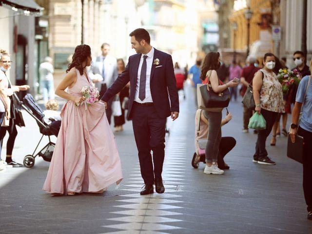 Il matrimonio di Marsela e Lino a Chieti, Chieti 33