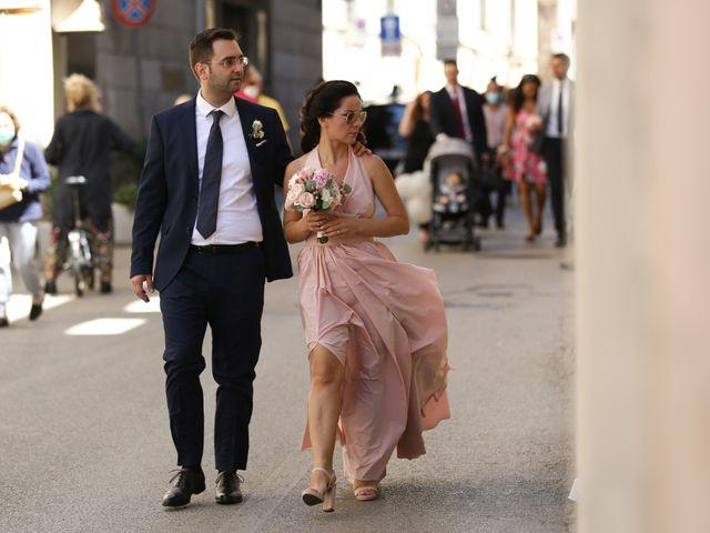 Il matrimonio di Marsela e Lino a Chieti, Chieti 34