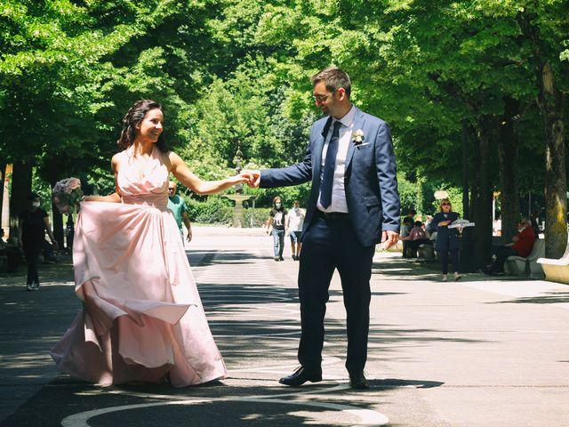 Il matrimonio di Marsela e Lino a Chieti, Chieti 35