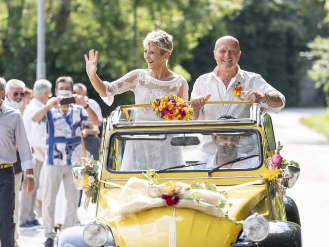 Il matrimonio di Armando e Monica a Ferrara, Ferrara 8