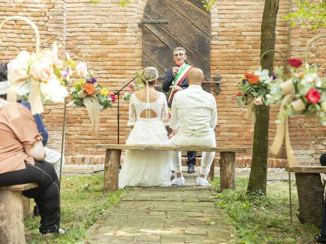 Il matrimonio di Armando e Monica a Ferrara, Ferrara 15