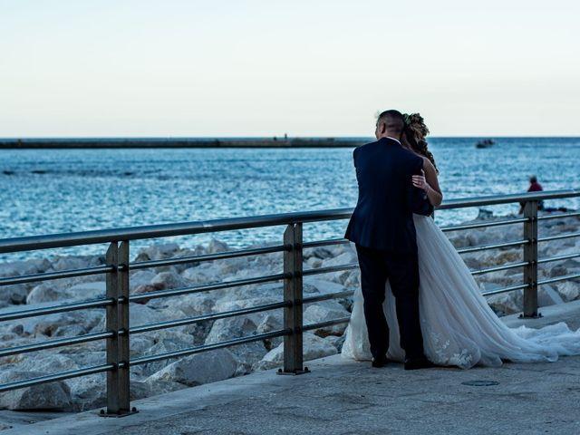 Le nozze di Eliana e Sergio
