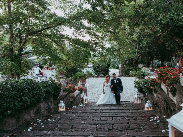 Il matrimonio di Alba e Antonino a Castel Gandolfo, Roma 13
