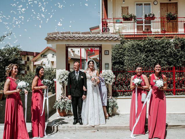 Il matrimonio di Gianluca e Marilisa a Palazzo San Gervasio, Potenza 39