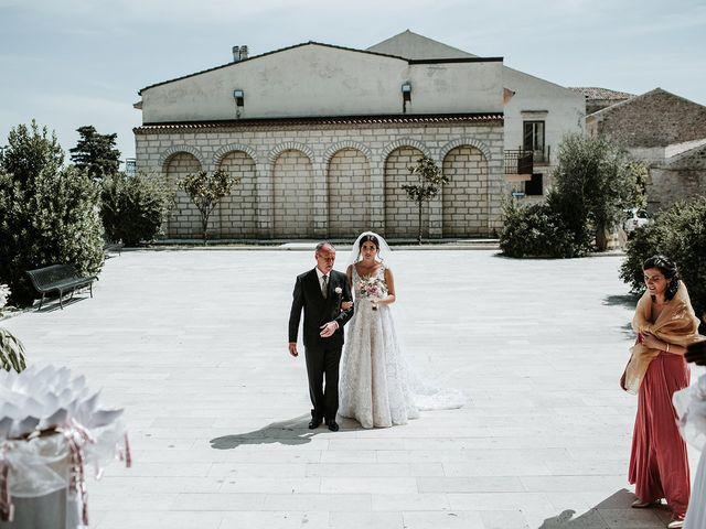 Il matrimonio di Gianluca e Marilisa a Palazzo San Gervasio, Potenza 43