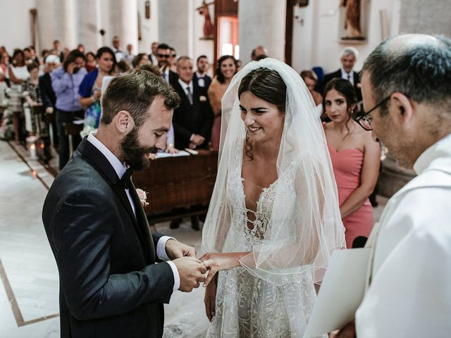 Il matrimonio di Gianluca e Marilisa a Palazzo San Gervasio, Potenza 49