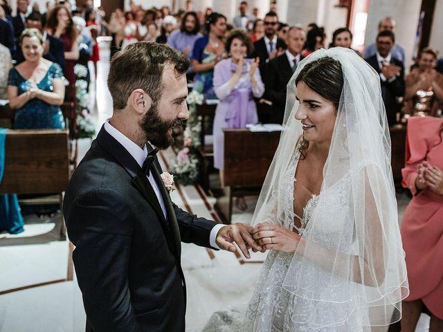 Il matrimonio di Gianluca e Marilisa a Palazzo San Gervasio, Potenza 50