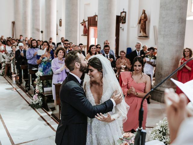 Il matrimonio di Gianluca e Marilisa a Palazzo San Gervasio, Potenza 52