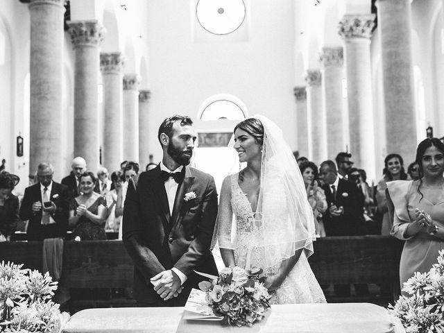 Il matrimonio di Gianluca e Marilisa a Palazzo San Gervasio, Potenza 53