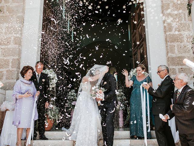 Il matrimonio di Gianluca e Marilisa a Palazzo San Gervasio, Potenza 54