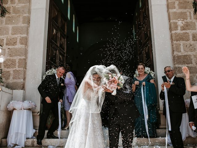 Il matrimonio di Gianluca e Marilisa a Palazzo San Gervasio, Potenza 55