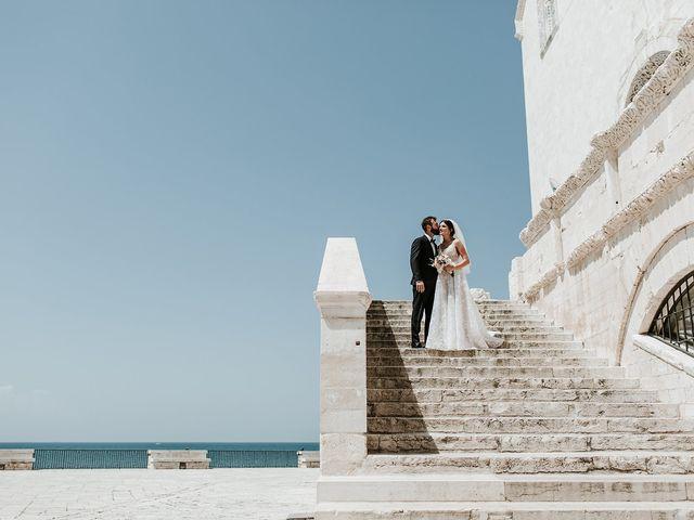 Il matrimonio di Gianluca e Marilisa a Palazzo San Gervasio, Potenza 60